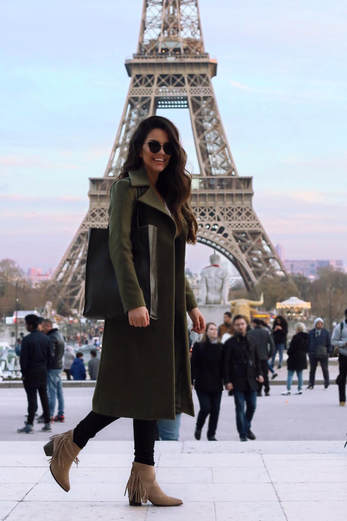 Paris-Outfit